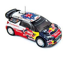 Norev Citroën DS3 WRC 2011 1:18 #1 Loeb / Elena Wales Rally GB