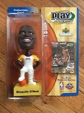 NEW, 2001, UPPER DECK, PLAYMAKERS, SHAQUILLE ONEAL, ALL-STAR EDITION BOBBLEHEAD