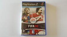 FIFA 08 / jeu Playstation 2 / PS 2 / PAL FRA