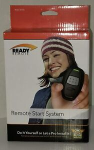 Ready Remote Same as 4113V Viper Remote Start w/ 556U Bypass Two 1 Button Remote