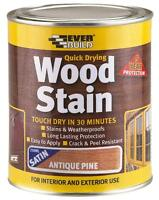 WOOD STAIN ANTIQUE PINE 250ML Chemicals Coatings - JC86647