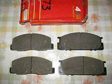 TOYOTA SPACE CRUISER SPACECRUISER LITE ACE LITEACE (1985-92) - FRONT BRAKE PADS