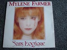 Mylene Farmer-Sans Logique 7 PS-1989 France-45 U/min-POP-Polydor
