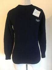 ORIGINAL CLASSIC ASTON MARTIN HAND KNITTED BREAMER WOOL JUMPER SWEATER BNWT
