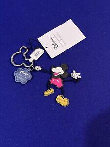 Vera Bradley Disney Limited Ed SENSATIONAL Six MICKEY DITSY  Bag Charm NEW