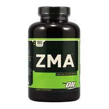 Optimum Nutrition ZMA Testosterone Support & Muscle Strength 180 Capsules