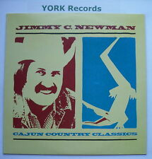 Jimmy C Newman-Cajun Country Classics-EX ARNAQUE LP Disques Charley CR 30208