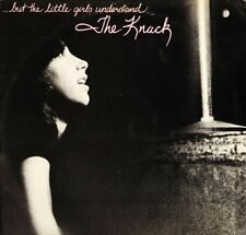 THE KNACK but the little girls understand SOO-12045 usa capitol 1980 LP PS EX/EX