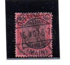 Alemania Imperio Valores del año 1904-4 (AY-139)