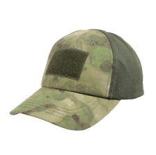 CONDOR Special Forces MESH Tactical Ball Cap Hat tcm  A-TACS ATACS FG Camo