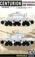 AFV Club 1/35 AF35101 WORKABLE Suspension and Wheels for WWII British Centurion