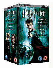 Harry Potter Collection - Years 1-5 (UMD, 2008, 5-Disc Set, Box Set)