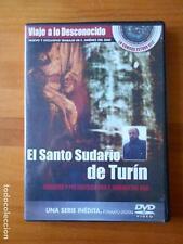 DVD EL SANTO SUDARIO DE TURIN - F. JIMENEZ DEL OSO - VIAJE A LO DESCONOCIDO (B6)