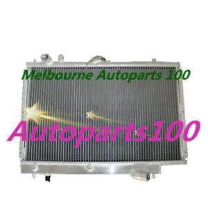 For Mazda 323 radiator GTX GTR FORD LAZER TX3 1989-1994 Aluminum ALLOY