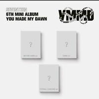 SEVENTEEN You Made My Dawn 6th Mini Album KIHNO KIT+Photocard+Postcard+Etc