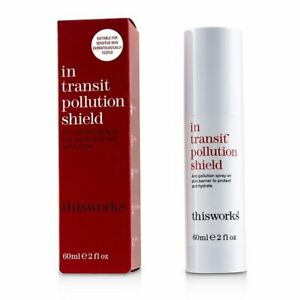 This Works In Transit Pollution Shield 60ml/2oz Toners/ Face Mist
