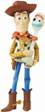 MEDICOM TOY Figure No.500 TOY STORY 4 WOODY & FORKY  Japan Original