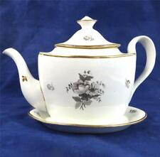 C1800 OVAL SHAPE TEAPOT THOS WOLFE FACTORY Z or 'MYSTERY PROW' GROUP