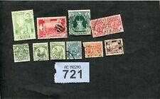 Set  stamps  of   Burma