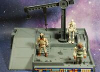 Vintage Star Wars COMPLETE Jabba the Hutt Dungeon Playset + FIGURES Kenner