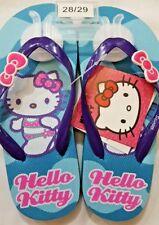 Infradito Hello Kitty Azzurro - Sanrio - numero 28/29 - Nuovi