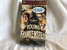 VHS - YOUNG FRANKENSTEIN (Mel Brooks Film) Gene Wilder Peter Boyle ~NEW SEALED~