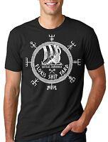 Flokis Shipyard Vikings T-shirt Valhalla Viking Norsemen Norse Floki T-shirt