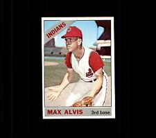 1966 Topps 415 Max Alvis EX-MT #D457363