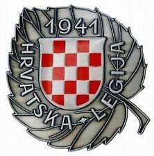 Sonderabzeichen Kroatische Legion | Hrvatska Legija Wehrmacht NDH Heer Kroatien