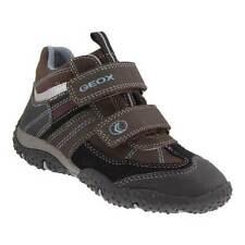 Chaussures marrons en cuir pour garçon de 2 à 16 ans pointure 33