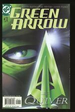 GREEN ARROW #1 NEAR MINT 2001 QUIVER PART ONE KEVIN SMITH bin-2017-0107