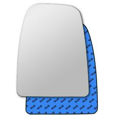 Left wing self adhesive mirror glass for Iveco Daily 2016-2020 896LS