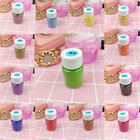 Making Slime Coloring Bath Bomb Makeup Pigment Mica Powder Soap Dye Eye Shadow