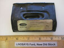 FORD 1975/89 L-LT-LTS900 HEAVY TRUCK SEAL, FLOOR ACCELERATOR PEDAL OPENING, RARE