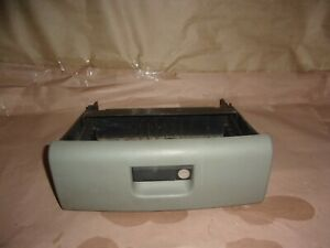 96-00 DODGE CARAVAN RH RIGHT PASSENGER GLOVE BOX GRAY #2