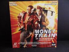 Laserdisc Money Tren CDV Condición