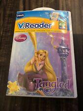 NEW VTech V.Reader DISNEY PRINCESSES — TANGLED Book/Cartridge
