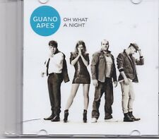 Guano Apes-Oh What A Night promo  cd single