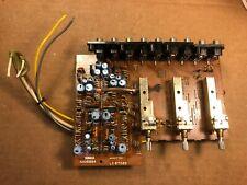 Yamaha CA-810 SWITCH PHONO RCA BOARD LC-67020 good working condition