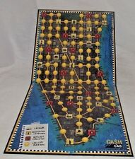 Cash Cab Game NYC Manhattan New York City Replacement Board ONLY Wall Decor