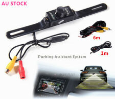 Car Front/Side/Rear View Backup 135° Wide Angle View Parking Reverse Camera 12V