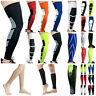 Copper- Calf Leg Running Compression Sleeve Socks Shin Splint Support Wrap Brace
