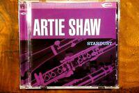 Artie Shaw - Stardust  -  CD, VG