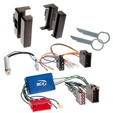 AUDI A8 (D2) 94-99 1-DIN radio de voiture Set d'installation Câble adaptateur
