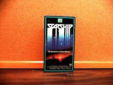 Starship (VHS 1986) Magnum Entertainment Rare Sci-Fi, John Tarrant Cinema Group