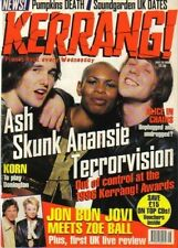 Tim Wheeler of Ash on Kerrang Cover 1996     Tim Wheeler    Terrorvision