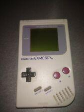 Nintendo Game Boy fat (DMG-01) + tetris