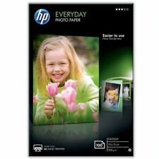 HP Everyday Photo Paper Glossy 6x4 10x15cm 200 gsm 100 sheets CR757A