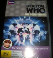 Doctor Who The Dominators (Patrick Troughton) (Australia Region 4) DVD – New