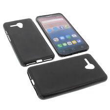 Funda para Alcatel One Touch Pop 3 5.5 Funda para Móvil Carcasa TPU Negro